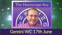 Gemini Weekly Astrology Horoscope 17th June 2019