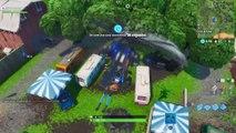 Fortbyte #14en Fortnite: cómo encontrarlo en el parque de caravanas