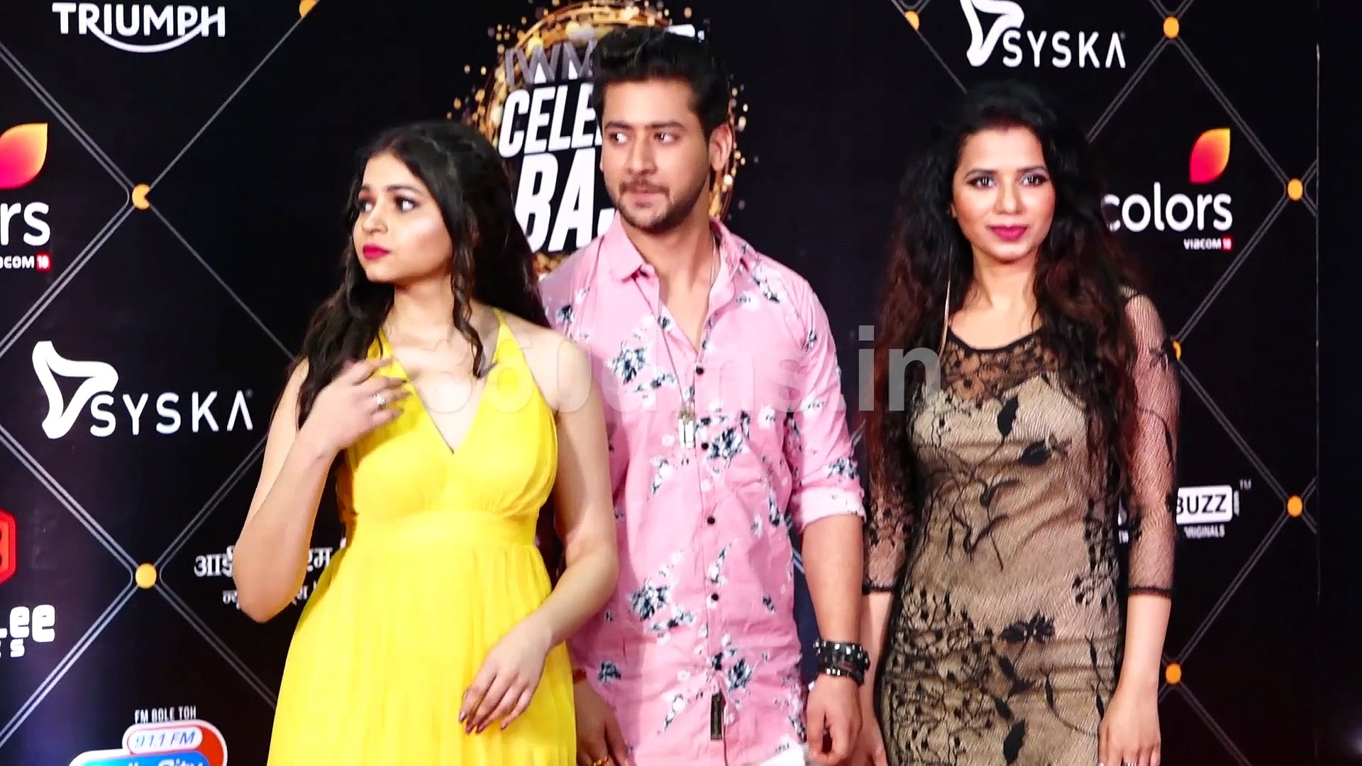 Red Carpet of IWMBuzz Celebrity Bash and Style Awards 2019
