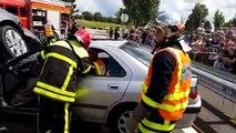 Gros succès pour la journée portes ouvertes des pompiers de Nancy
