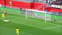 06/03/16 : Kamil Grosicki  (15') : Rennes - Nantes (4-1)
