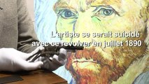 Suicide de Van Gogh: le revolver mis aux enchères