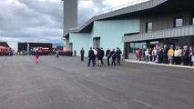 Sapeurs-pompiers: le nouveau centre de secours de Cernay-Wittelsheim officiellement inauguré