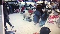 Des braqueurs embarquent carrément le distributeur de billets ENTIER dans un supermarché !