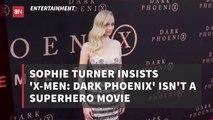 Sophie Turner Makes A Statement About 'Dark Phoenix'