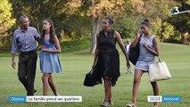Gard : les Obama arrivent dans leur maison de vacances