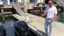 Scout 380 LXF for sale at MarineMax Palm Beach FL