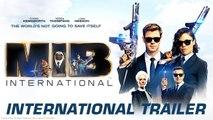 Men In Black International Trailer 06/14/2019