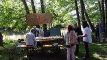 La fête de la Meurthe continue sur l'îlot Jean-Jacques Rousseau