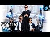 MEN IN BLACK International Trailer (2019) 4K Ultra HD - Chris Hemsworth, Tessa Thompson, Liam Neeson