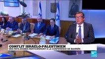 Israël sera représenté à la conférence de Bahreïn