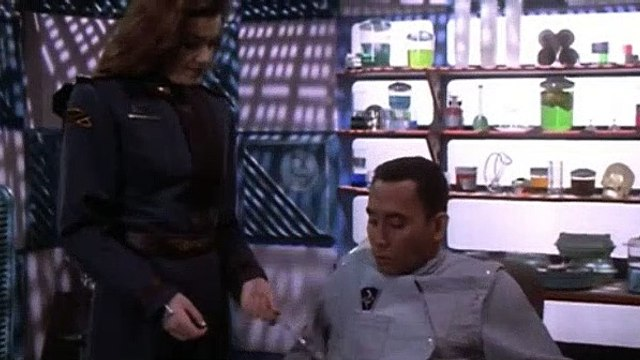 Babylon 5 Season 2 Episode 16 In the Shadow of Z'ha'dum