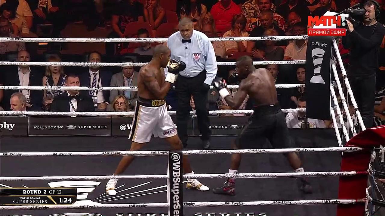 Yuniel Dorticos vs Andrew Tabiti (15-06-2019) Full Fight