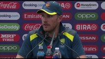 Australia's Aaron Finch post win vs Sri Lanka