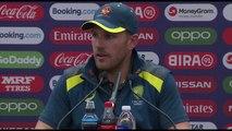 Australia's Aaron Finch post win vs Sri Lanka
