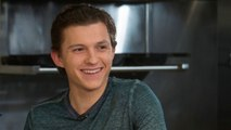 Tom Holland Thinks He Said Multiverse Wrong In 'Spider-Man: Far From Home'