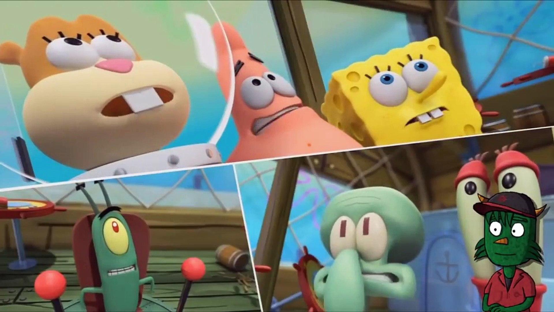 سبونج بوب سكوير بانتس هيرو بانتس لعبة Heropants Spongebob