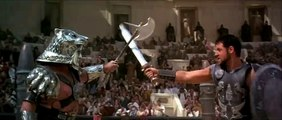 Gladiator movie (2000) Russell Crowe, Joaquin Phoenix, Connie Nielsen