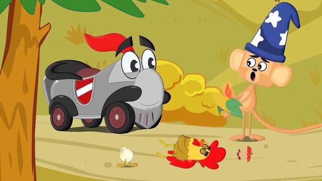 ★NEW★ SIR BRUM | Funny Animated cartn | BRUM | cartns for Kids | cartns for children