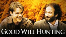 Good Will Hunting Movie (1997) Matt Damon, Robin Williams