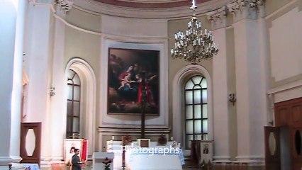 Roman Catholic Church of St Catherine St Petersburg, Russia Holidays