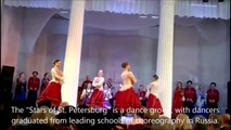 Russian Folk Show at Nikolaevsky Palace, St Petersburg - Russia Holidays