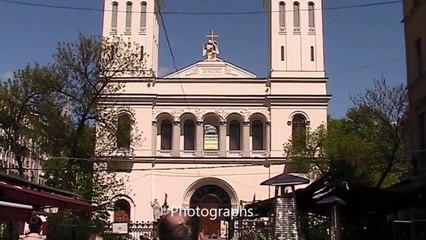 St Peter's Lutheran Church on Nevsky Prospekt in St Petersburg, Russia Holidays