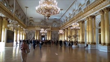 State Hermitage Museum and Winter Palace Tourist Attraction - Russia Holidays