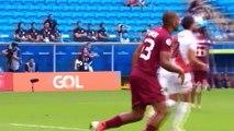 Highlights of the match between Venezuela and Peru
