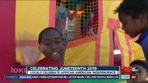 Celebrating Juneteenth 2019