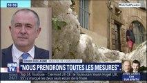 """Orages: """"L'État déclarera l'état de catastrophe naturelle"""" annonce le ministre de l'Agriculture"""