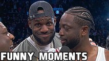 Dwyane Wade FUNNY MOMENTS