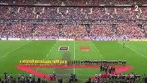 Rugby : Emmanuel Macron et Bernard Laporte sifflés lors de la finale du Top 14 au Stade de France