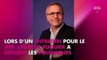 """Laurent Ruquier exprime son ras-le-bol contre la """"dictature de Twitter et de Marlène Schiappa"""""""