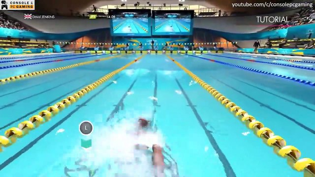 PC Sports Games - The Olympic Games Part 1