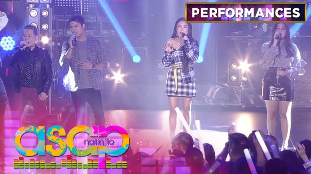 Jamming with True Faith together with Moira, Yeng & JM | ASAP Natin 'To