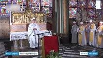 Notre-Dame : une messe symbolique organisée deux mois après l'incendie