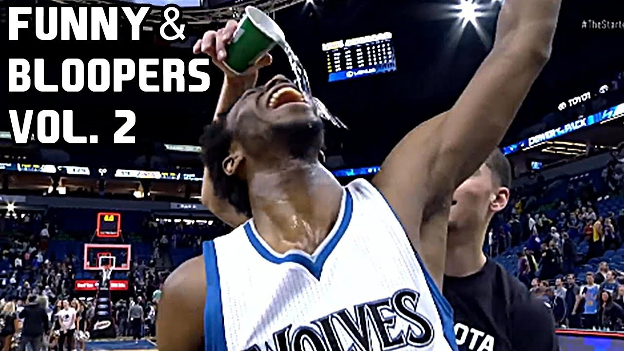 NBA Funny Moments – Bloopers of All Time Vol. 2 ● Curry, LeBron, Durant, Harden