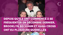 David Beckham met en garde son fils Brooklyn sur sa petite amie Hana Cross