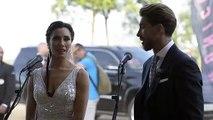 Sergio Ramos y Pilar Rubio se casaron en Sevilla