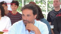 Bruno Salomone : La phobie des bruits de bouche - Clique Dimanche - CANAL+