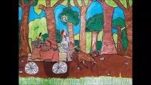 Attack o the carriage_Film d'animation_CM1-CM2_Éc Bois de Couleurs
