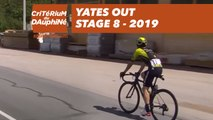 Near Live Video - Étape 8 / Stage 8 - Critérium du Dauphiné 2019