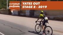 Near Live Video - Étape 8 / Stage 8 - Critérium du Dauphiné 2019