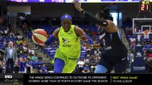 Atlanta Dream vs Dallas Wings Recap   Arike Ogunbowale 17 Pts