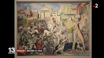 Picasso et la guerre : le musée de l'armées exposes les œuvres du peintres sur les conflits du XXe siècle