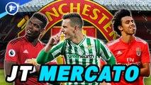 Journal du Mercato : Manchester United veut frapper fort sur le marché des transferts