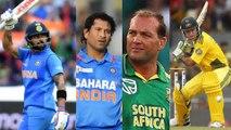 ICC World Cup 2019 : ಏಕದಿನ ಕ್ರಿಕೆಟ್ ನಲ್ಲಿ ವಿರಾಟ್ ಕೊಹ್ಲಿ ಕಿಂಗ್..? | Oneindia Kannada