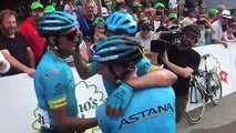 Cycling - Tour de Suisse - Luis Leon Sanchez Solo Win On Stage 2