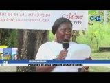 RTG/Journée récréative organisée par l'ONG Maison de la Charité pour les orphelins et enfants défavorisés du quartier Oudogo